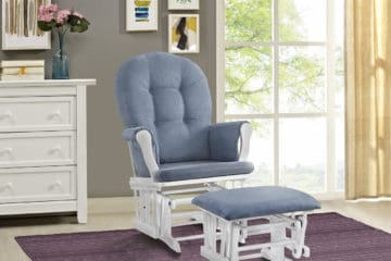 Windsor Glider and Ottoman Review